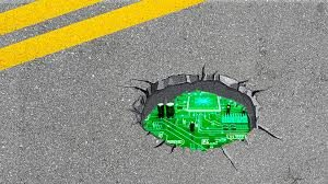 pothole repairs Sydney.