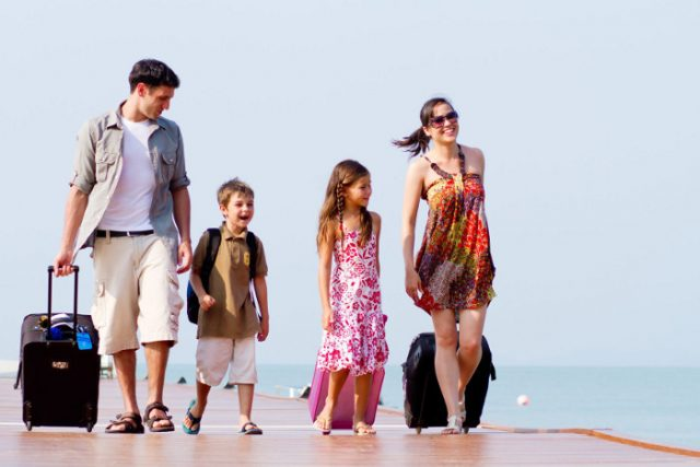 Most Travelled Popular Family Destinations