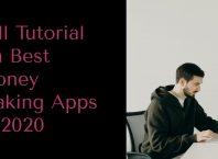 Best Money Making Apps of 2020
